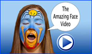 The Amazing Face Video